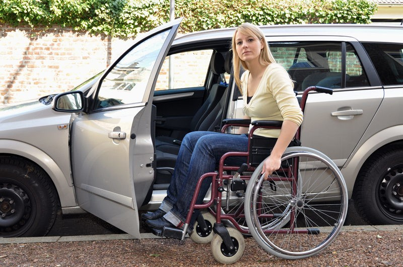 driving with a disability