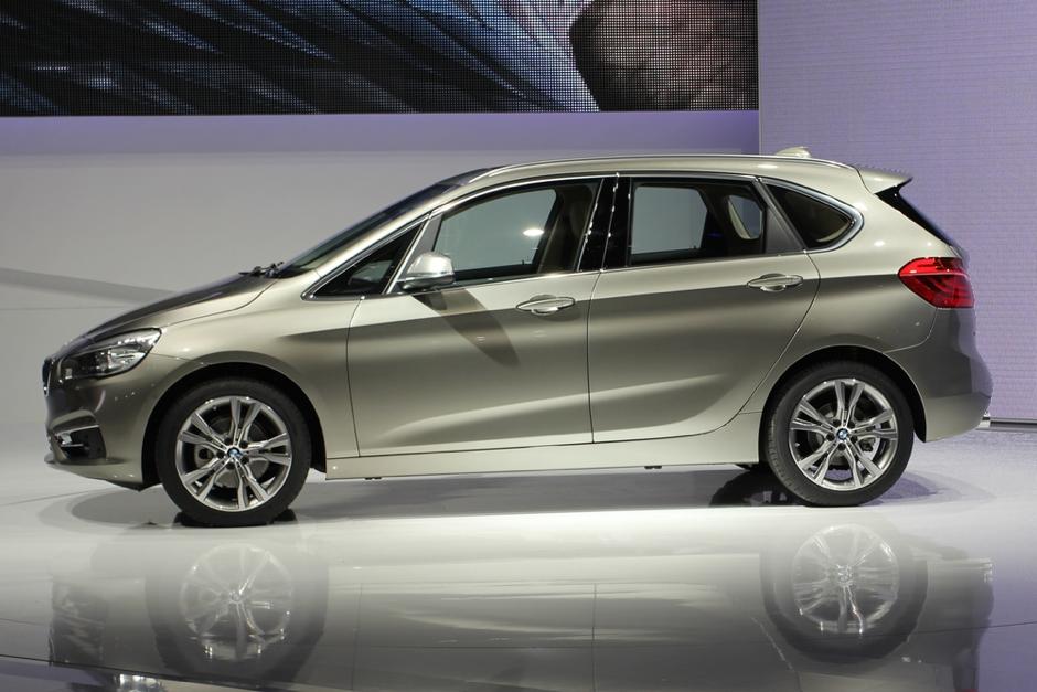 BMW Series Active