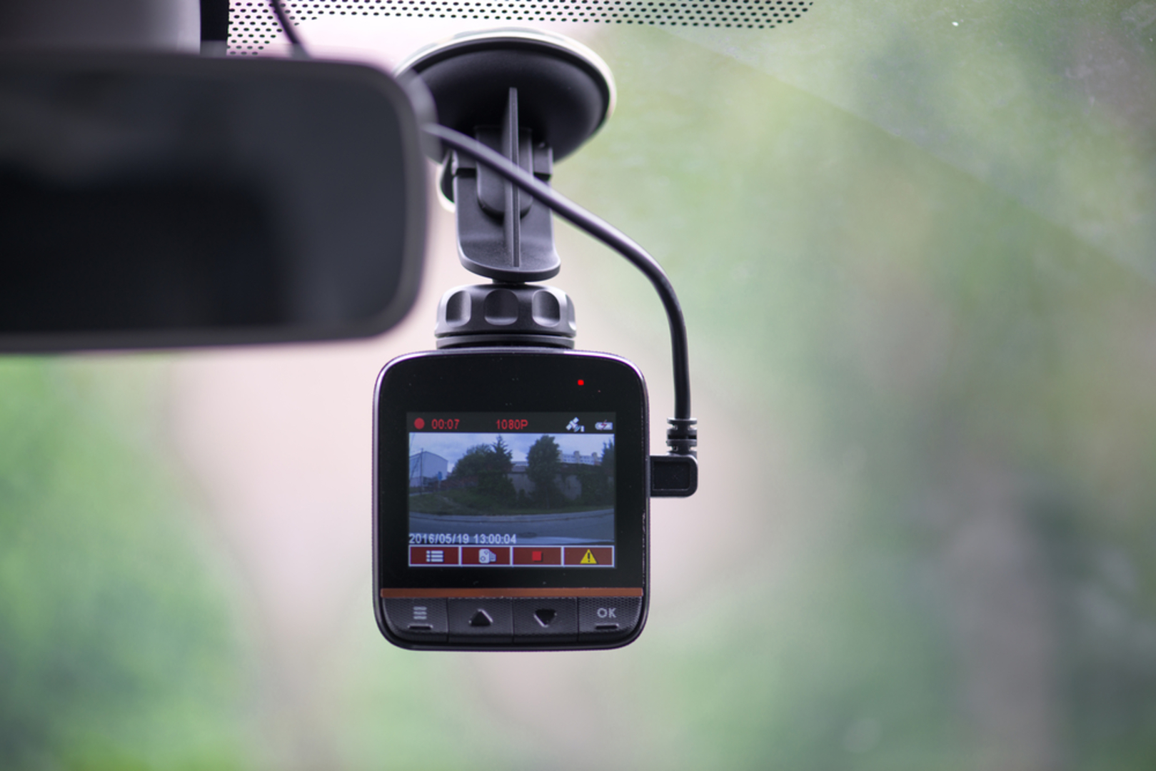 Install a dashcam