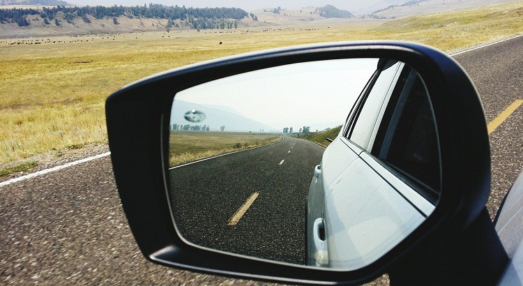 blindspot driving