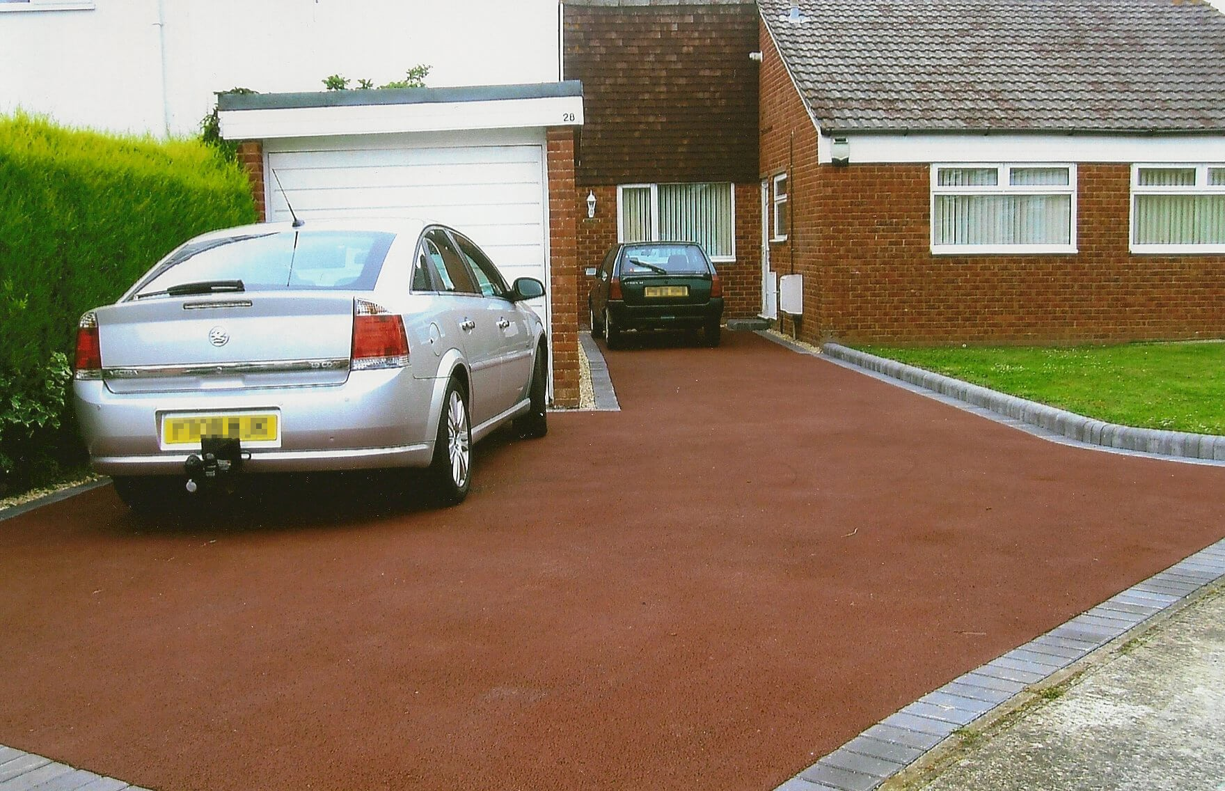 rent driveway