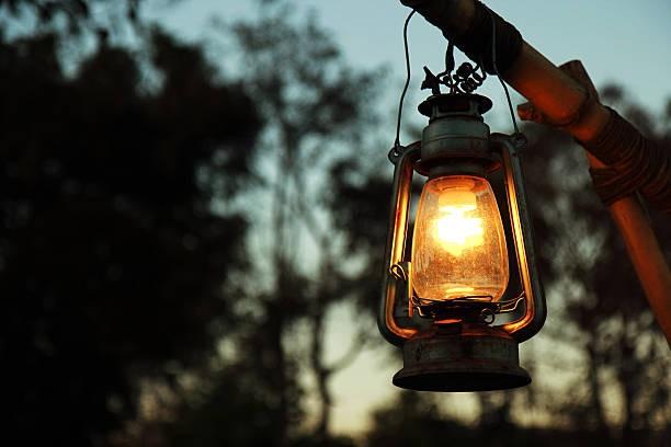 lantern car