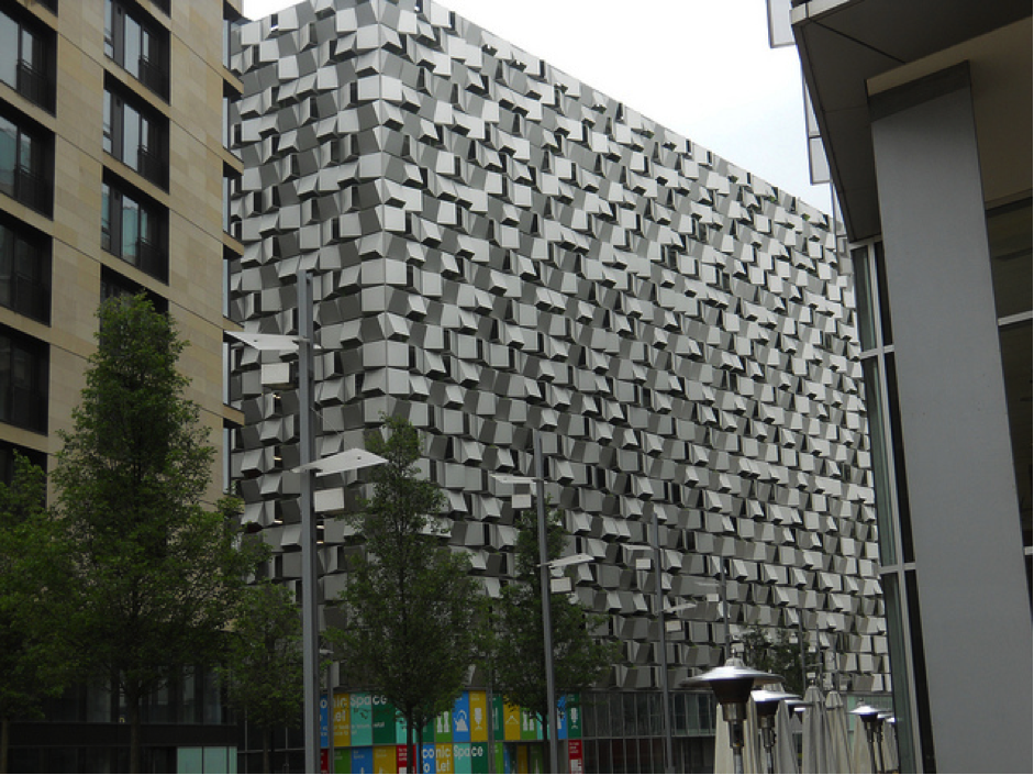 The Cheesegrater Sheffield