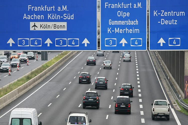 autobahn germany