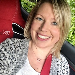 Caroline Kidd Motoring Journalist