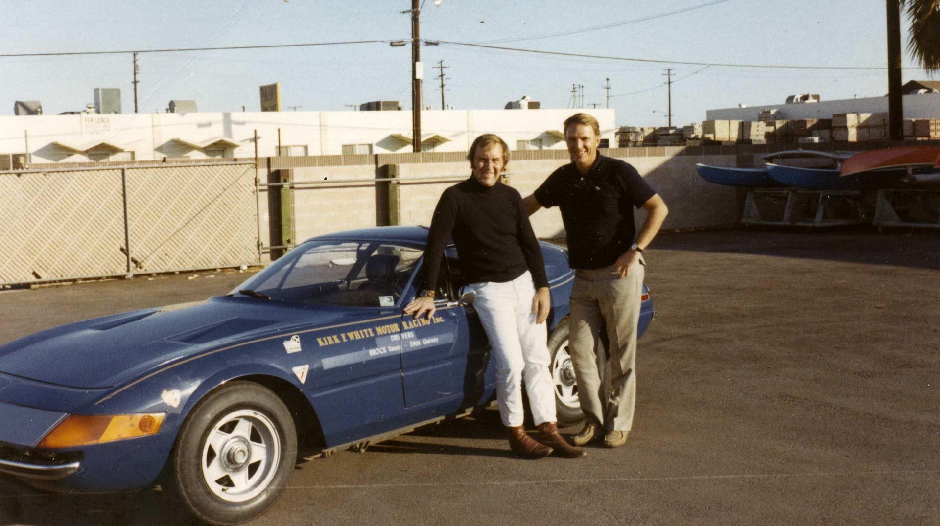 Dan-Gurney-Brock-Gates-Cannonball-Run-in-California