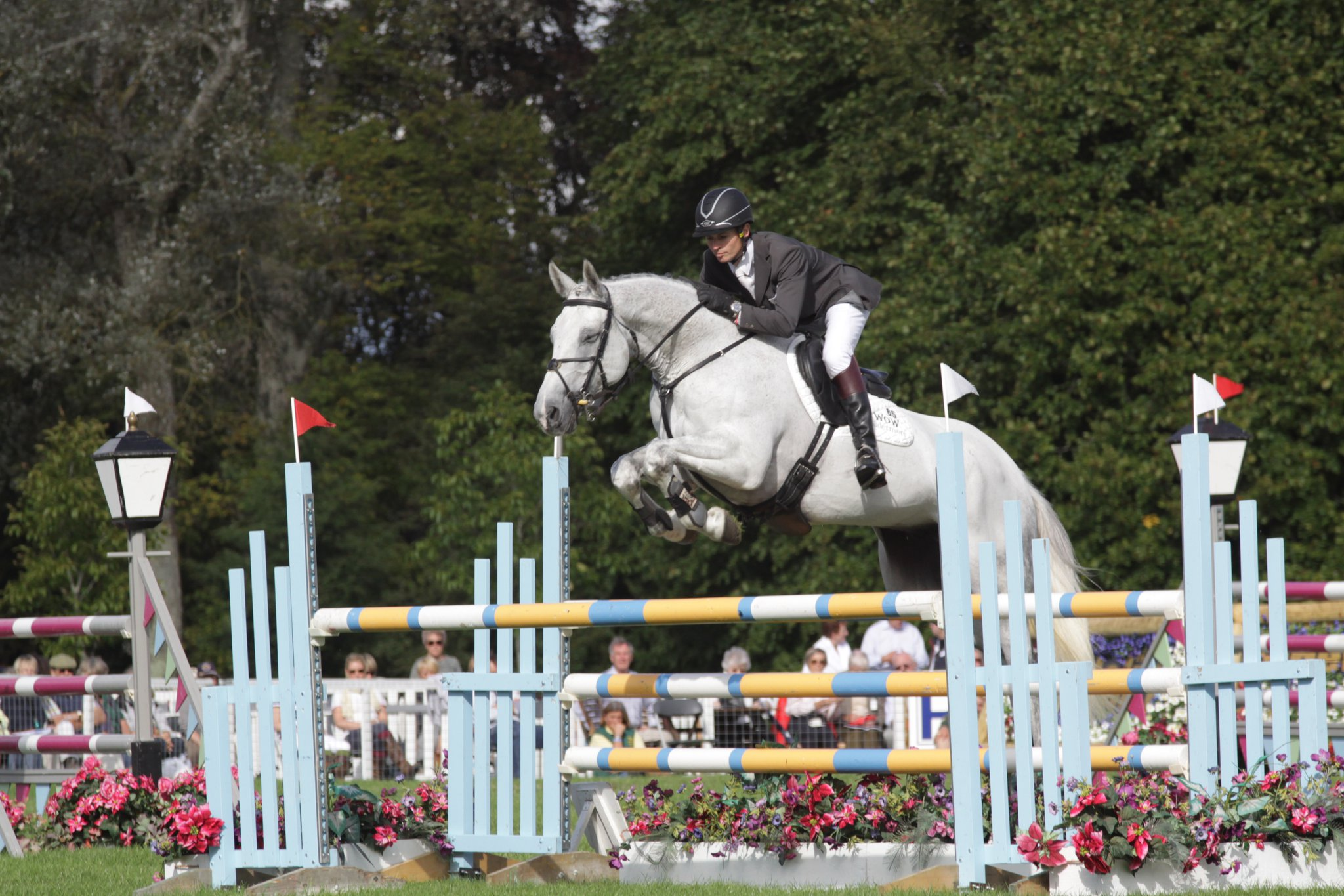 Francis Whittington, 2014 Eventing National Champion