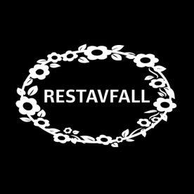 Kildesortering restavfall – Holdbart klistremerke