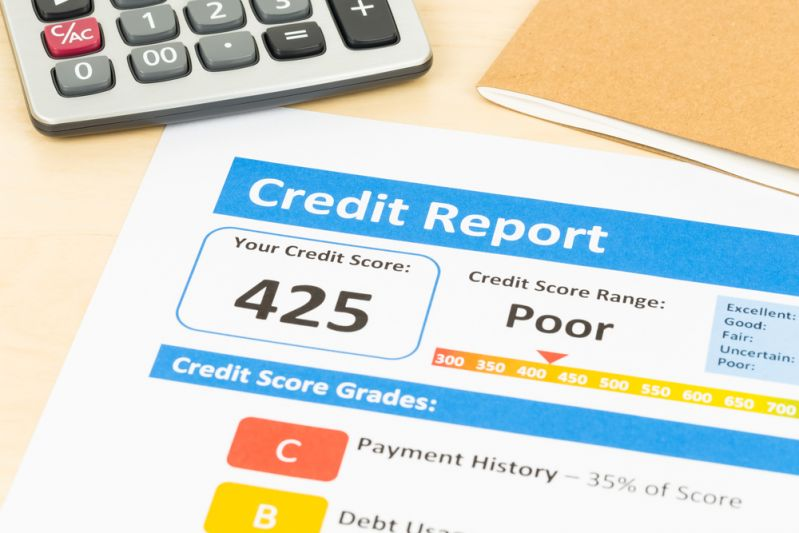 Can I get car finance through Zuto if I have a bad credit score?