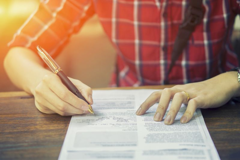 What paperwork will I need to apply for car finance?