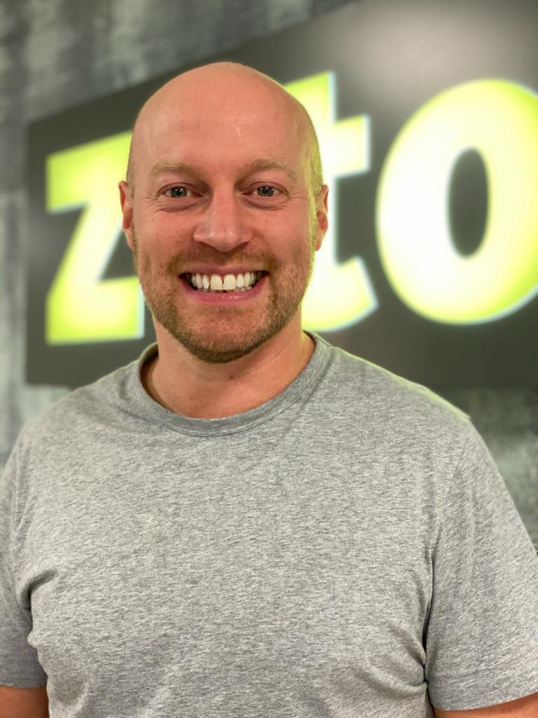James Wilkinson named Entrepreneur of the Year