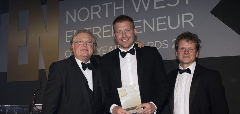 Car Finance Experts Zuto Celebrate Success at the EN Entrepreneur of the Year Awards