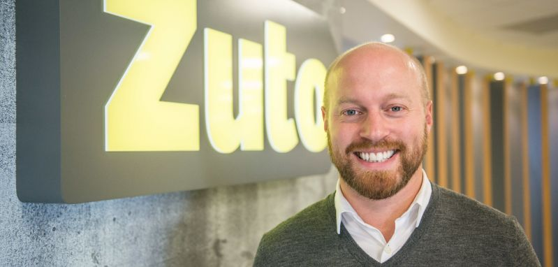 Zuto CEO recognised as 'game changer' in illustrious Maserati 100 Index